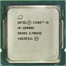 Intel Core i9-10900K • процессор