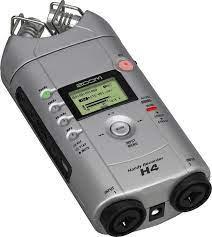 Zoom H4 • диктофон