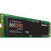 1Tb Samsung MZ-N6E1T0BW 860 Evo • винчестер ssd