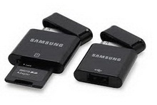 Samsung Kit 30pin-USB • картридер